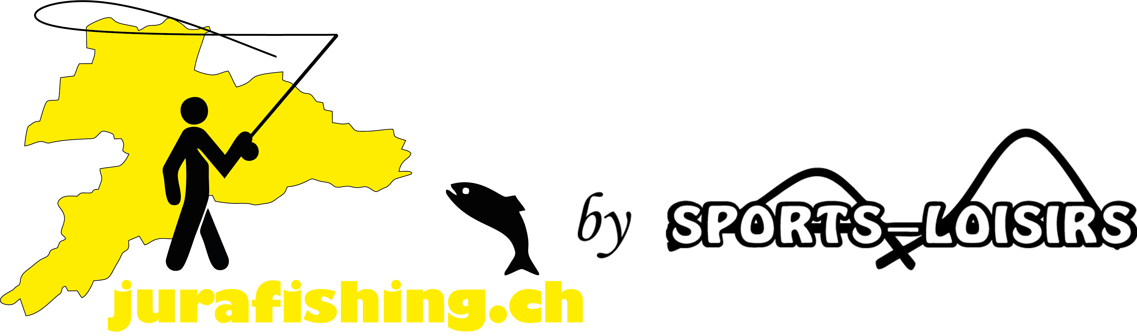 logo jurafishing by SL